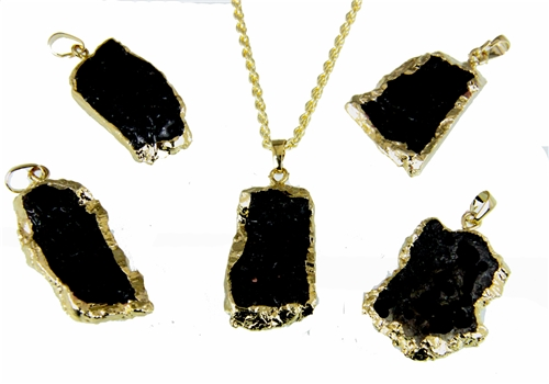 4030955 Masonic Black Stone Necklace Freemason Mecca Black Rock Mason Prince Hall Egyptian