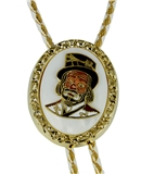3030220 Shrine Clown Unit Bolo Tie Circus Parade Clowns Hobo