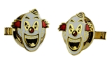 4031771 Set of Shrine Clown Unit Cufflinks Shriner Parade Clown Hospital Cuff Links
