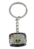 4031797 Shrine Prince Hall AEAONMS Keychain Championship Design Shriner A.E.A.O.N.M.S.