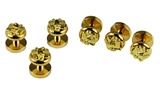4031821 Scottish Rite Tuxedo Stud Set Mason 32nd Degree Wings Down Masonic Freemason
