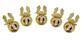 4031826 Legion of Honor Button Covers Formal Dress LOH ILOH Shrine Shriner International