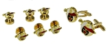 4031830 Shrine Tuxedo Shirt Studs and Cufflink Set Shriner Formal Dress Wear Cuff Links