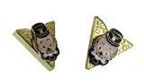 4031888 Set of Shrine Clown Unit Collar Tips Shriner Parade Clown Hospital Stays Hobo
