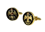 4031928 Scottish Rite 33 Degree Cuff Links 33rd Degree Consistory Wings Up Supreme Council Jurisdiction