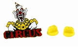 6030621 Shrine Circus Lapel Pin Clown Shriner Hospital Childrens
