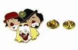 6030623 Shrine Circus Lapel Pin Clown Shriner Hospital Childrens