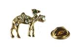 6030674 Camel Lapel Pin Shrine Mason Masonic Prince Hall AEAONMS