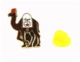 6030675 Camel Lapel Pin Shrine Shriner Mason Masonic Prince Hall AEAONMS