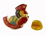6030686 Shrine Hillbilly Unit Lapel Pin Hill Billy Shriner XXX Degree