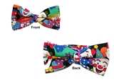 Cartoon Clown Bowtie