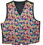 Cartoon Clown Vest