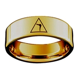 T41 Masonic Ring Scottish Rite Freemason 14th Degree Grand Elect