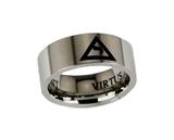 T73 Masonic Ring Scottish Rite Freemason 14th Degree Grand Elect 14 Degree Mason