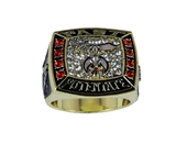 T91 Past Potentate Superbowl Championship Ring Shrine Temple Shriner